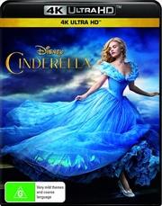 Cinderella | Blu-ray + UHD