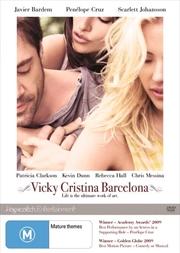 Vicky Cristina Barcelona | DVD