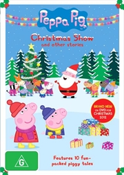 Peppa Pig - The Christmas Show | DVD
