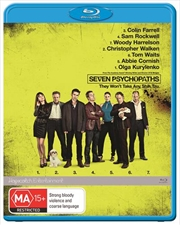 Seven Psychopaths | Blu-ray