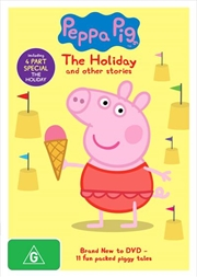 Peppa Pig - The Holiday | DVD