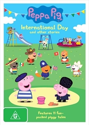 Peppa Pig - International Day | DVD