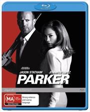 Parker | Blu-ray