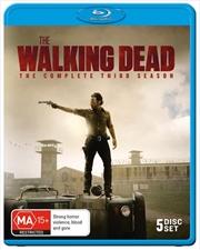 Walking Dead - Season 3, The | Blu-ray