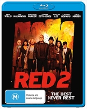 Red 2 | Blu-ray