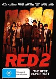 Red 2 | DVD
