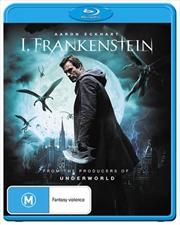 I, Frankenstein | Blu-ray
