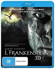 I, Frankenstein | Blu-ray 3D