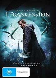 I, Frankenstein | DVD
