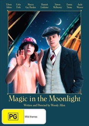 Magic In The Moonlight | DVD