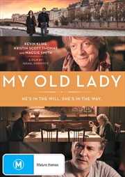 My Old Lady | DVD
