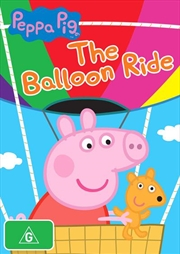 Peppa Pig - The Balloon Ride | DVD