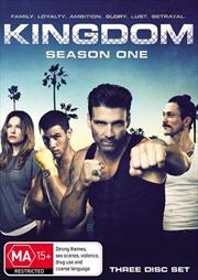 Kingdom - Season 1   DVD