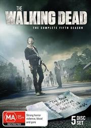 Walking Dead - Season 5, The | DVD