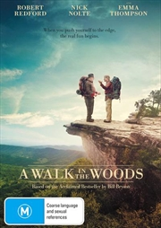 A Walk In The Woods | DVD