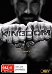 Kingdom - Season 2 - Part 1   DVD
