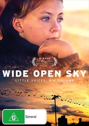 Wide Open Sky | DVD