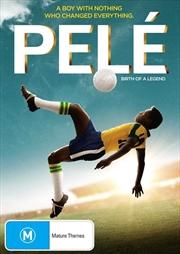 Pele - Birth Of A Legend | DVD