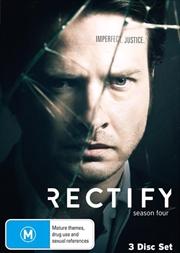 Rectify - Season 4 | DVD