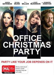 Office Christmas Party | DVD