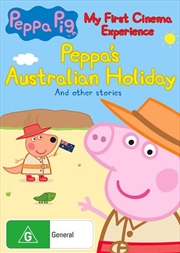 Peppa Pig - My First Cinema Experience - Peppa's  Australian Holiday | DVD
