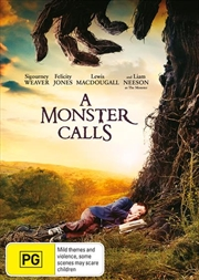 A Monster Calls | DVD