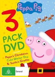Peppa Pig - Christmas | Triple Pack