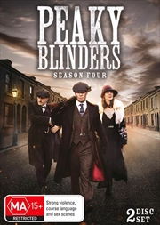 Peaky Blinders - Season 4 | DVD