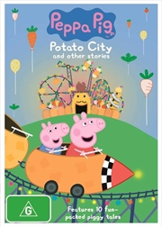 Peppa Pig - Potato City | DVD