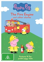 Peppa Pig - Fire Engine and Other Stories | DVD