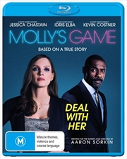 Molly's Game | Blu-ray