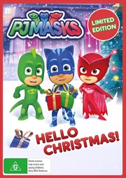 PJ Masks - Hello Christmas! - Limited Edition | DVD