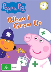 Peppa Pig - When I Grow Up | DVD