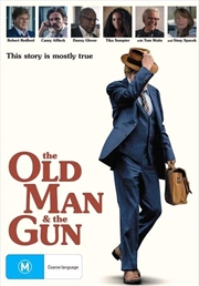 Old Man And The Gun, The | DVD