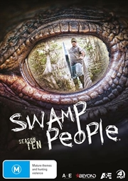 Swamp People - Season 10 | DVD