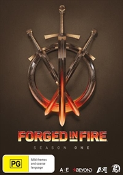 Forged In Fire - Season 1 | DVD