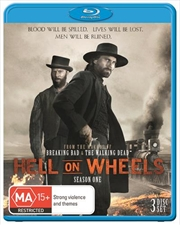 Hell On Wheels - Season 1 | Blu-ray