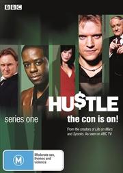 Hustle - Series 01 | DVD