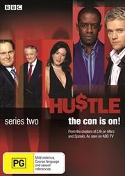 Hustle - Series 02 | DVD