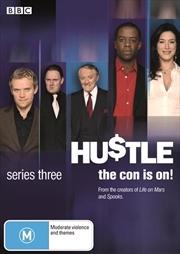 Hustle - Series 03 | DVD