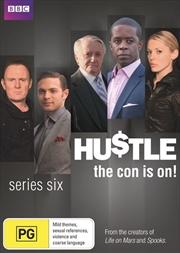 Hustle - Series 06 | DVD