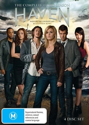 Haven - Season 3 | DVD