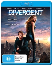 Divergent | Blu-ray