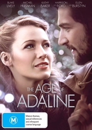 Age Of Adaline, The | DVD