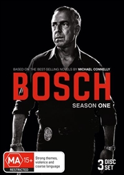 Bosch - Season 1 | DVD