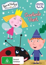 Ben And Holly's Little Kingdom - Gaston's Visit | DVD