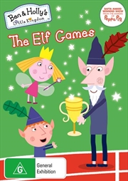 Ben And Holly's Little Kingdom - The Elf Games | DVD