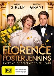 Florence Foster Jenkins | DVD