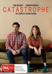 Catastrophe - Season 2 | DVD