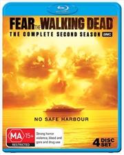 Fear The Walking Dead - Season 2 | Blu-ray